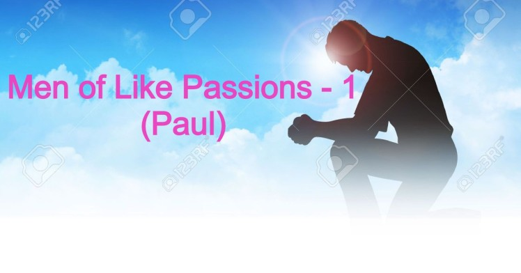 Men of like Passions (1)